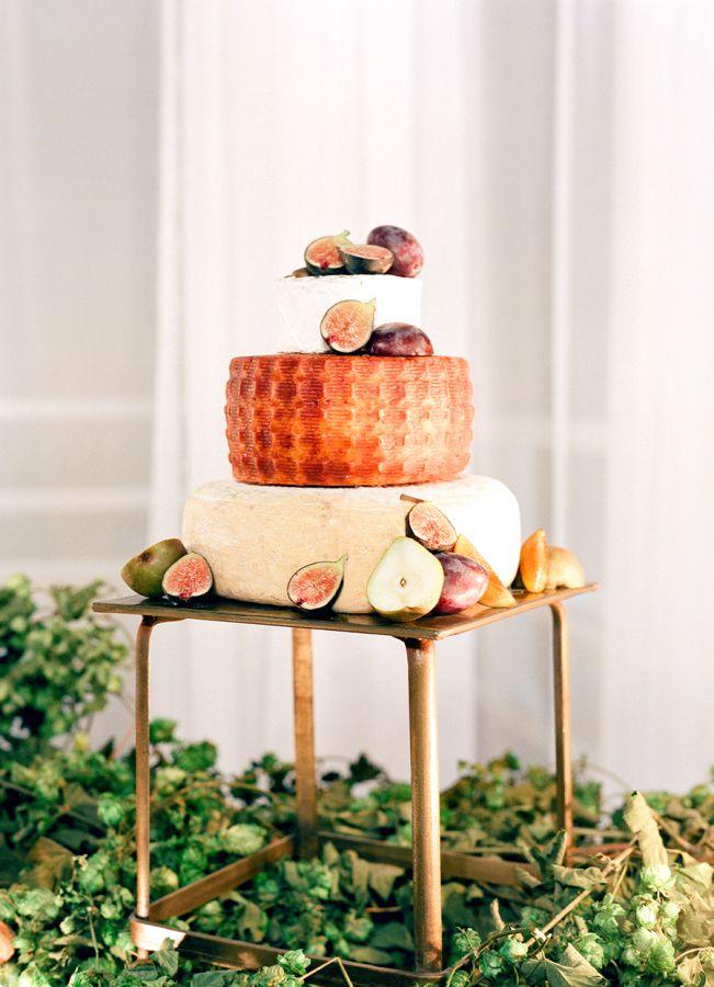gateau fromages mariage en automne
