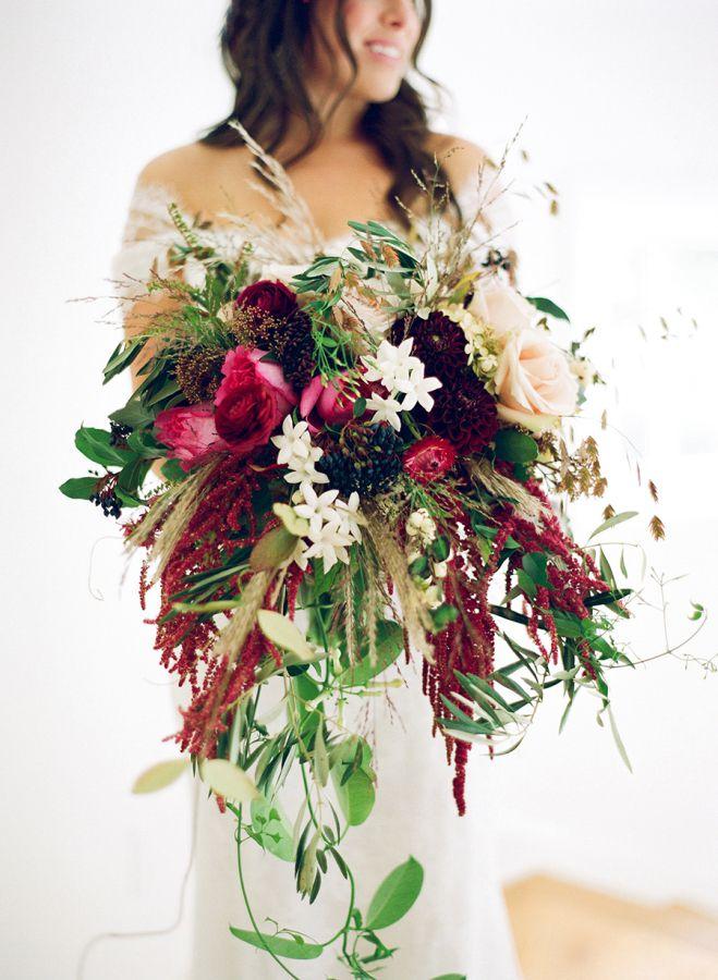 bouquet mariage en automne
