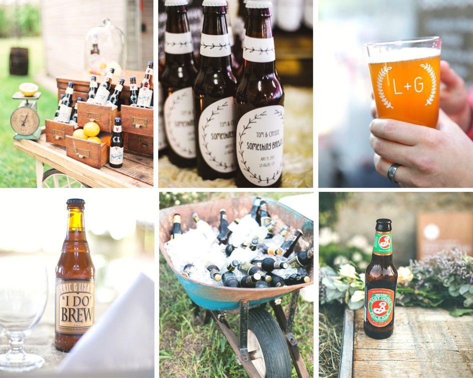 idees cadeaux invites bière maison