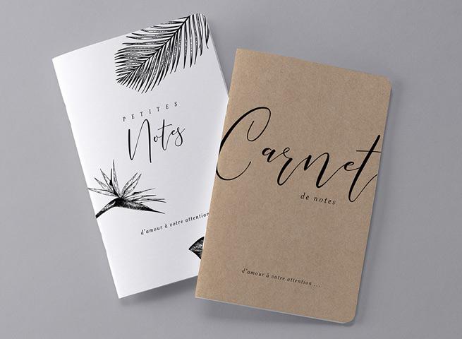 idees cadeaux invites carnets