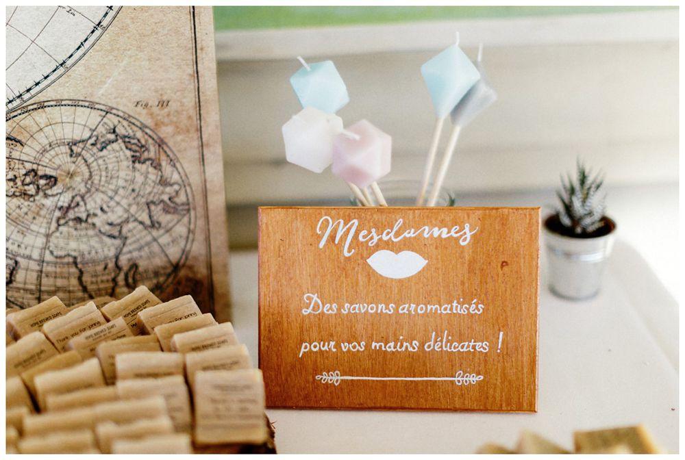 idees cadeaux invites savon personnalisé