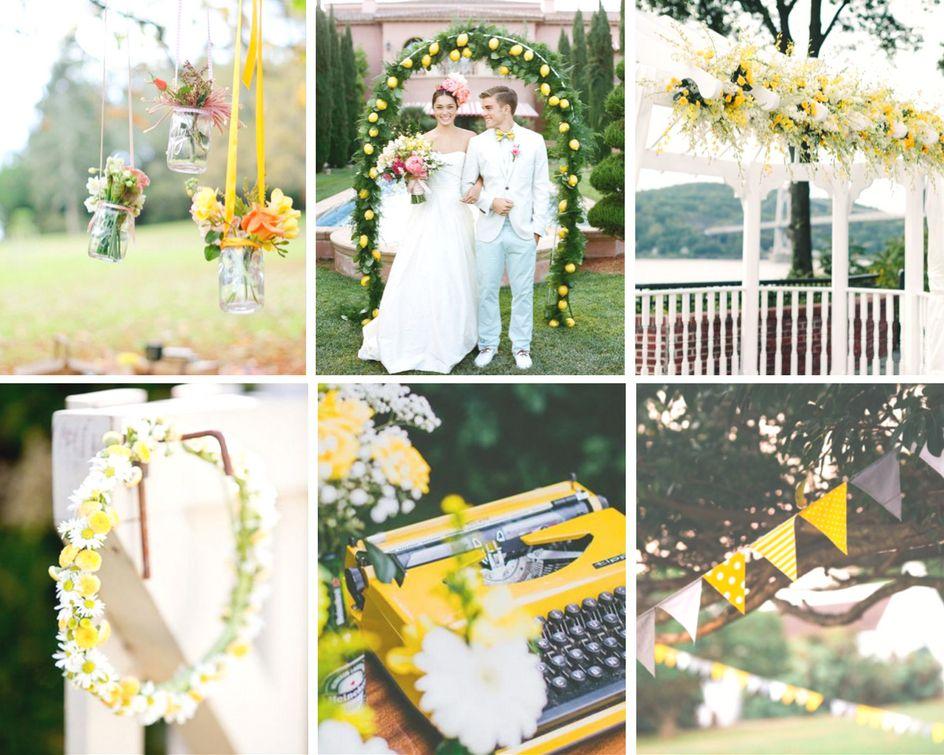 mariage jaune 7