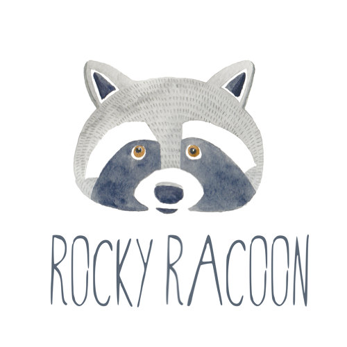 rocky racoon logo