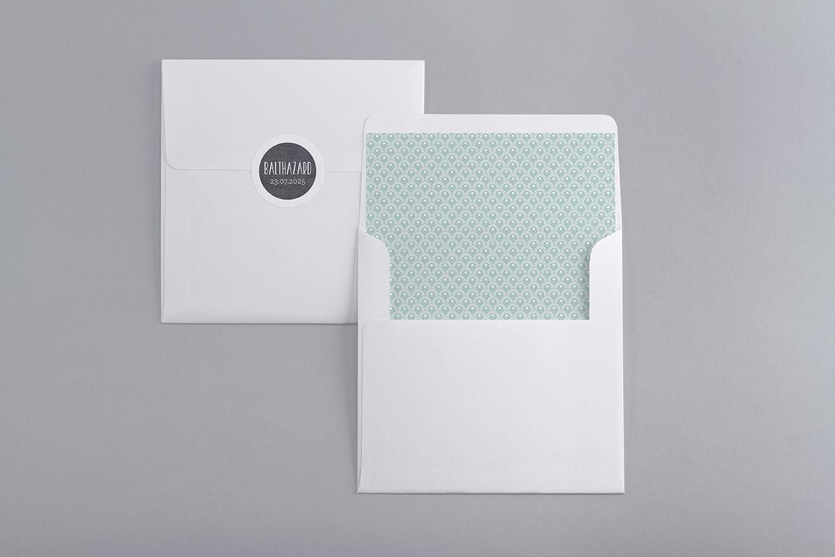 macaron autocollant+interieur enveloppe