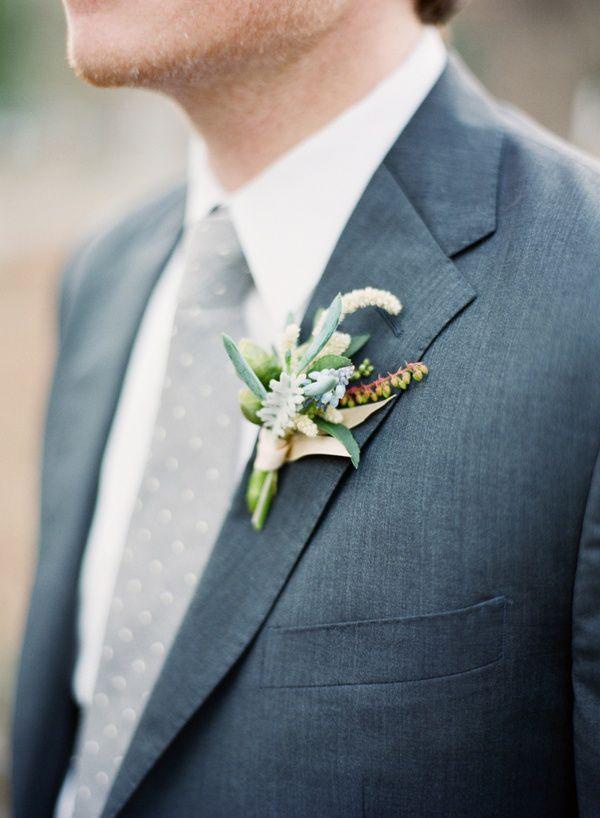 tendance mariage cactus broche