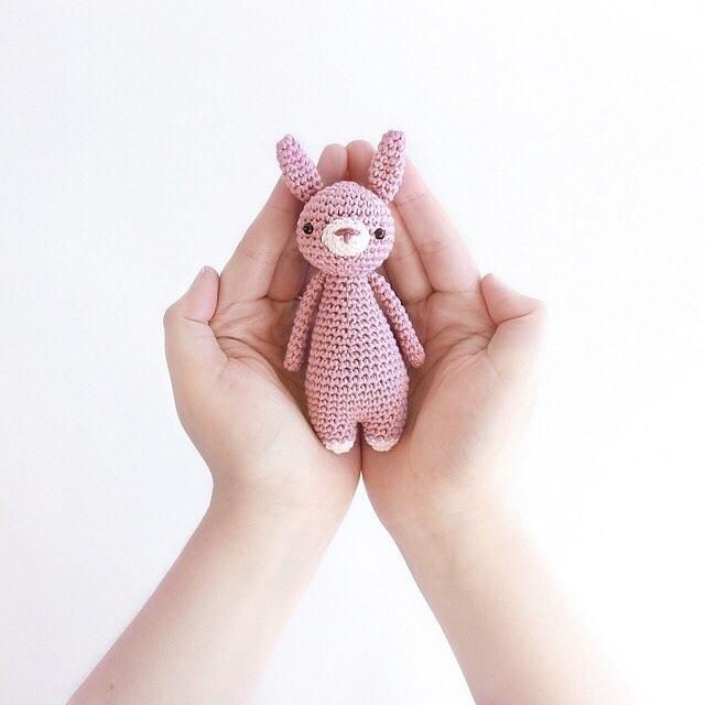 Crochet love  amigurumi crochetlove bunny lapin doll crochet crochetedhellip