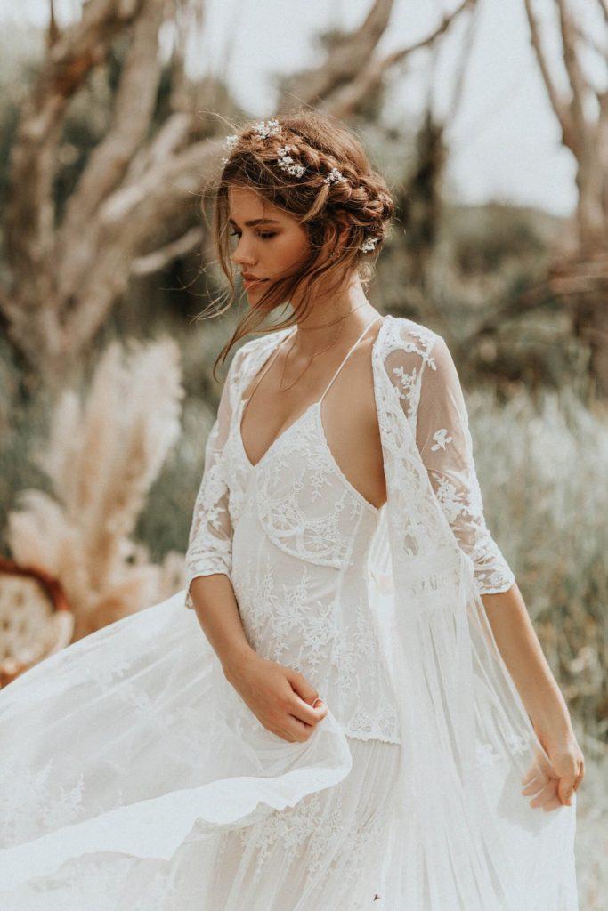 coiffures mariage 2019 : top 10 | cotton bird le blog